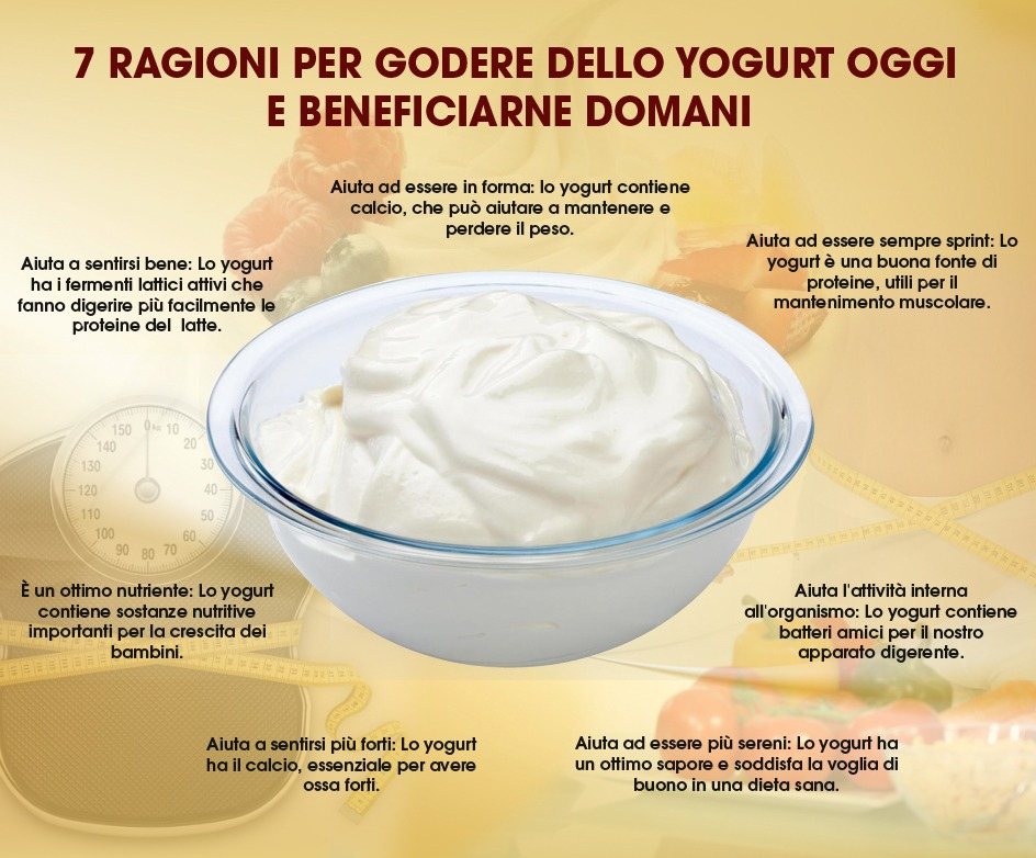 la dieta dello yogurt